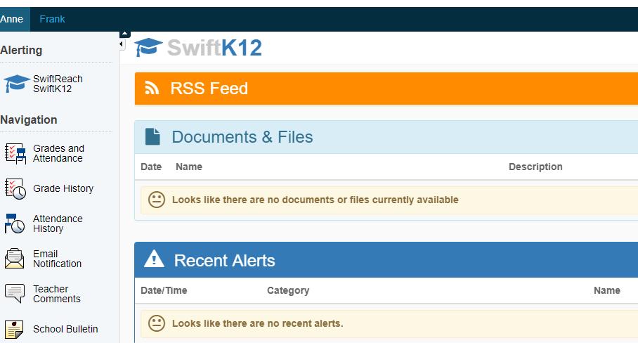 Sample Letter & Introduce SwiftK12 and Parent Portal