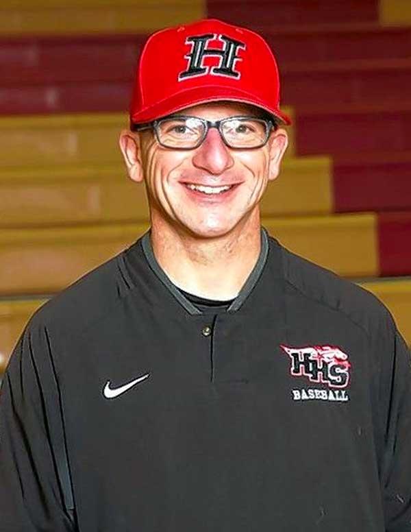 Coach Andy Jakubowski