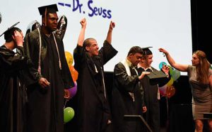 LIGHT Program Celebrates Five Graduates